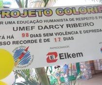 FECHAMENTO DO PROJETO CUIDA DE MIM - UMEF DARCY RIBEIRO - VILA VELHA - 2ª parte