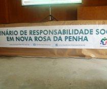 SEMINÁRIO DE RESPONSABILIDADE SOCIAL - IMADESA