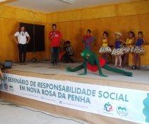 SEMINÁRIO DE RESPONSABILIDADE SOCIAL - IMADESA - 2ª